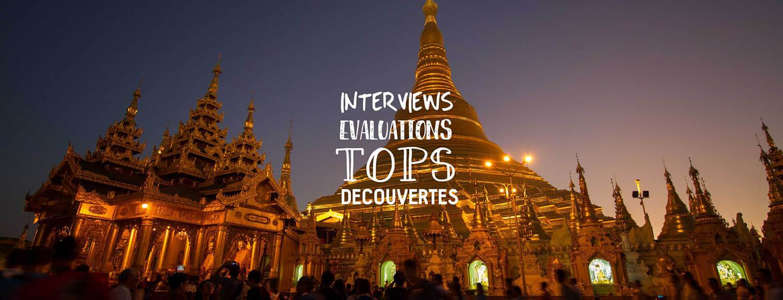 Blog de voyage Asie