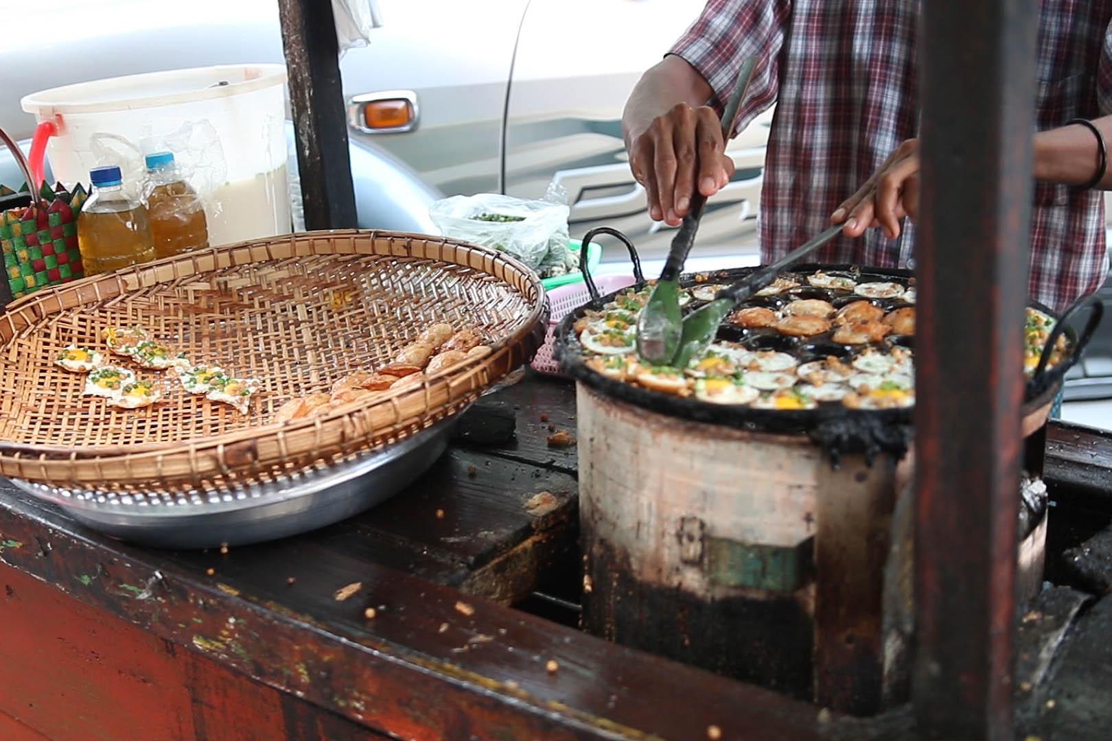 cuisine birmane, yangon