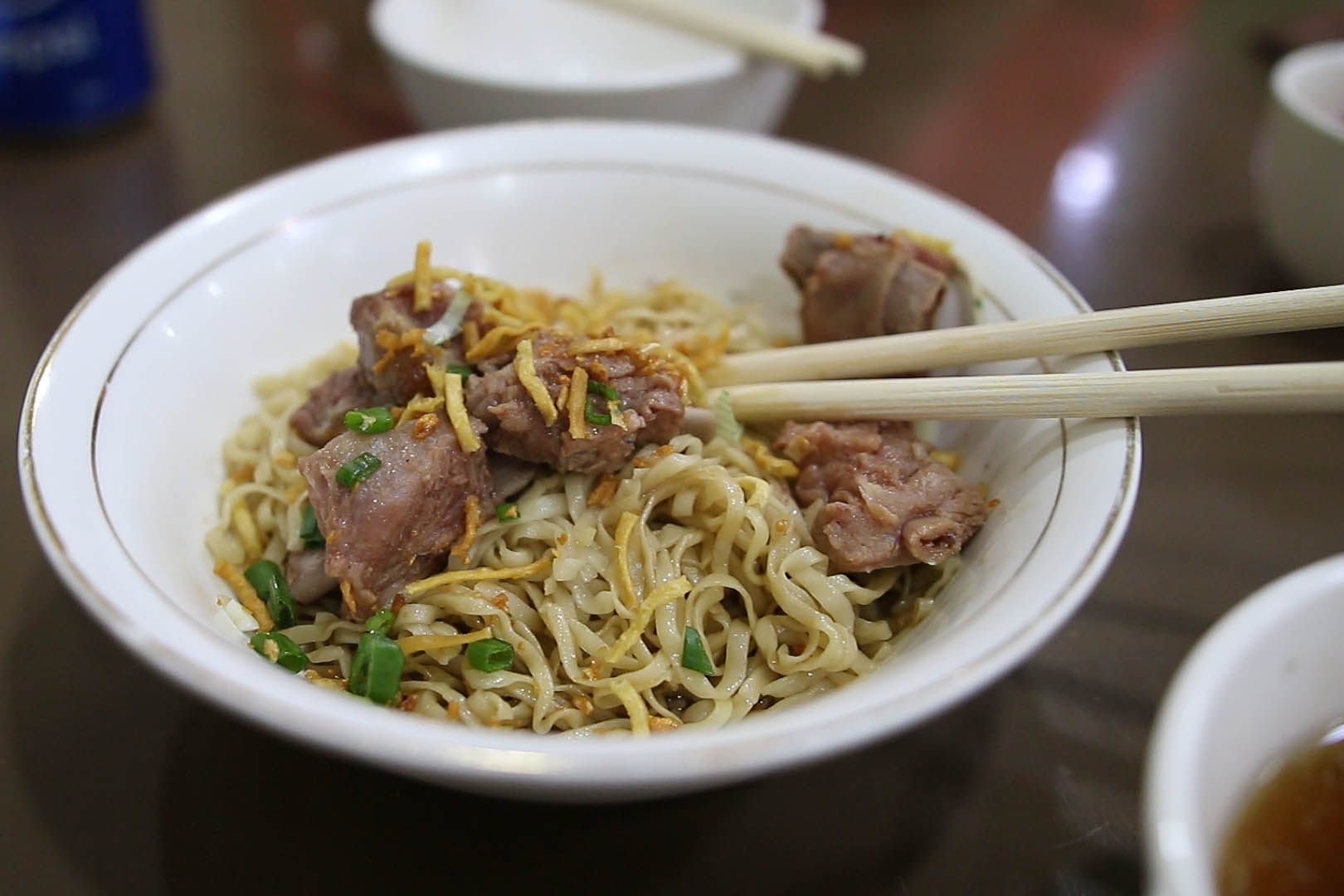 shan noodle, birmanie, myanmar