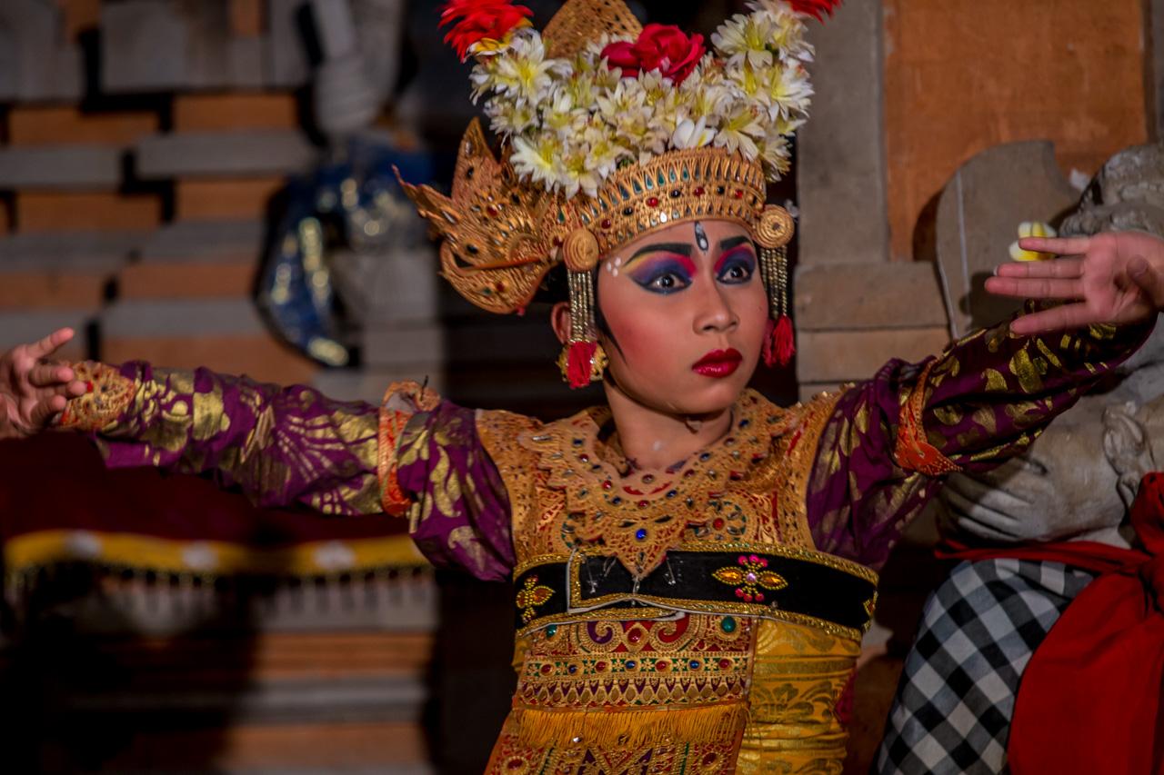 spirit of Bali, SemaraRatih, danceuse balinaise, Bali, Ubud