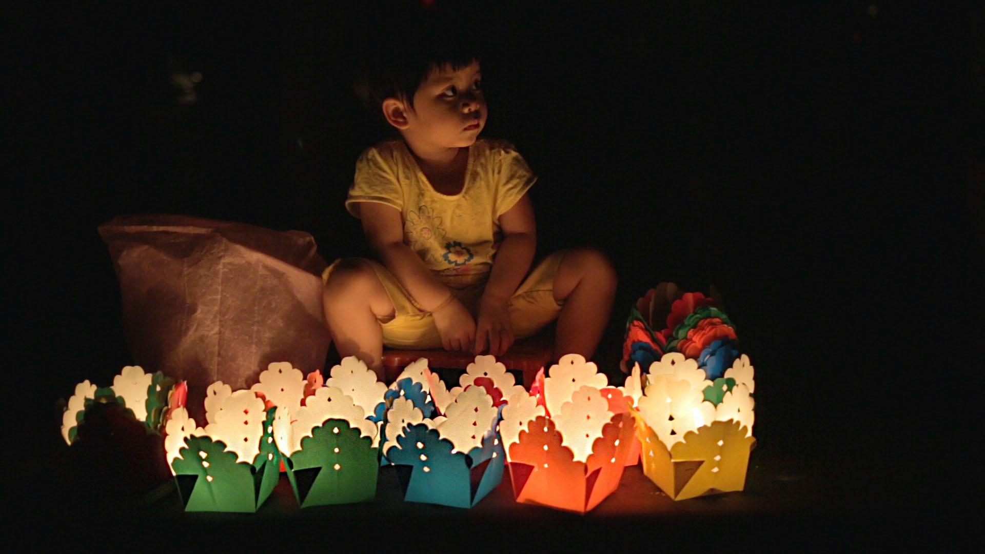 Hoi An, festival des lanternes, vietnamienne, vietnam