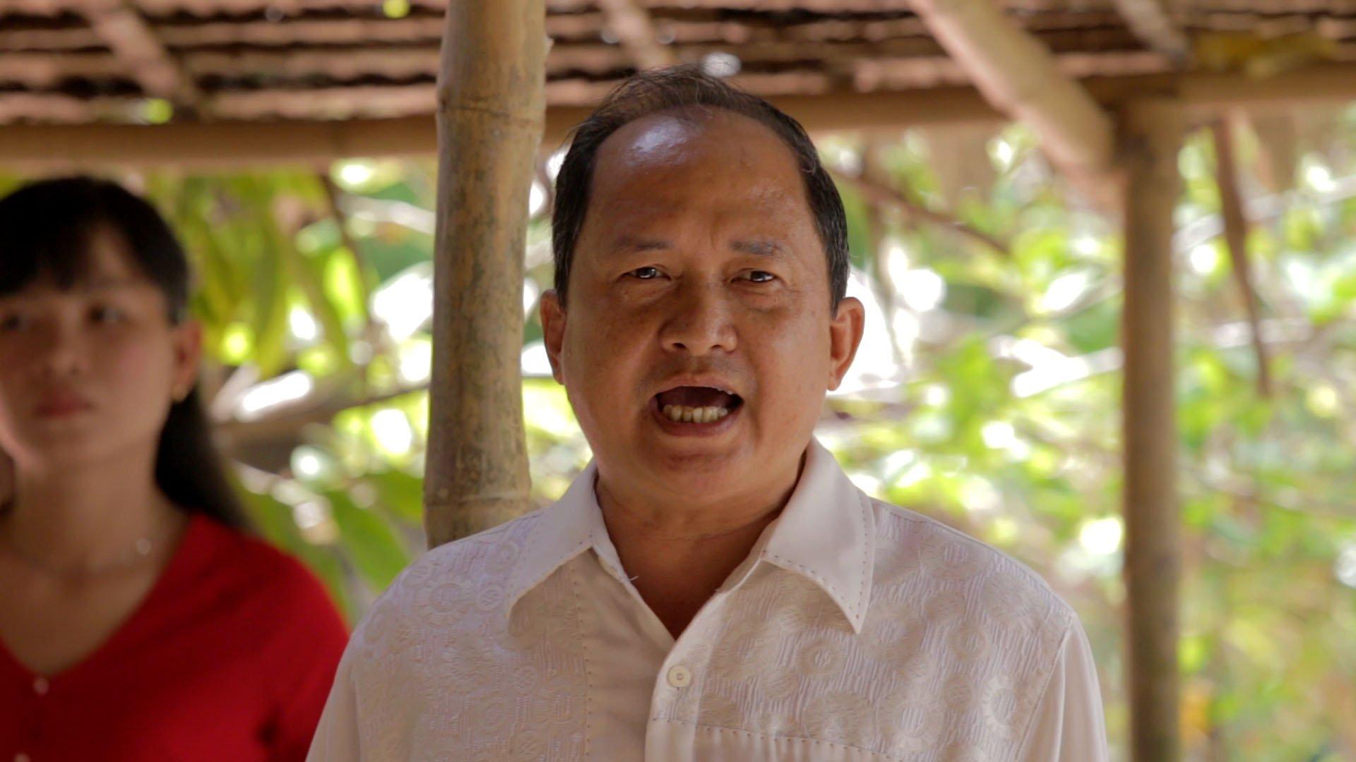 chanteur, vietnamien, musique, ben tre