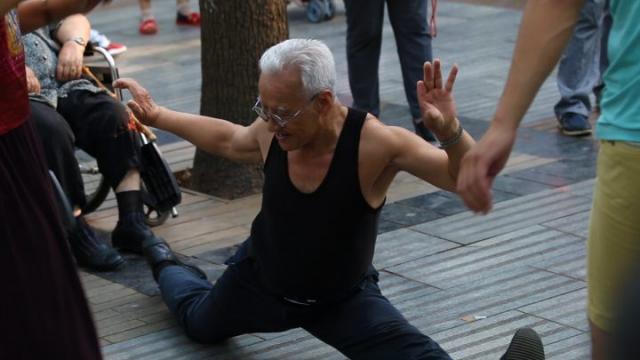 Chine, Sichuan, Chengdu, parc du peuple,