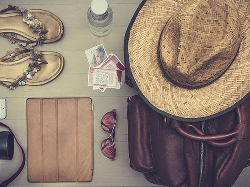 accessoires, articles, gadgets, voyage