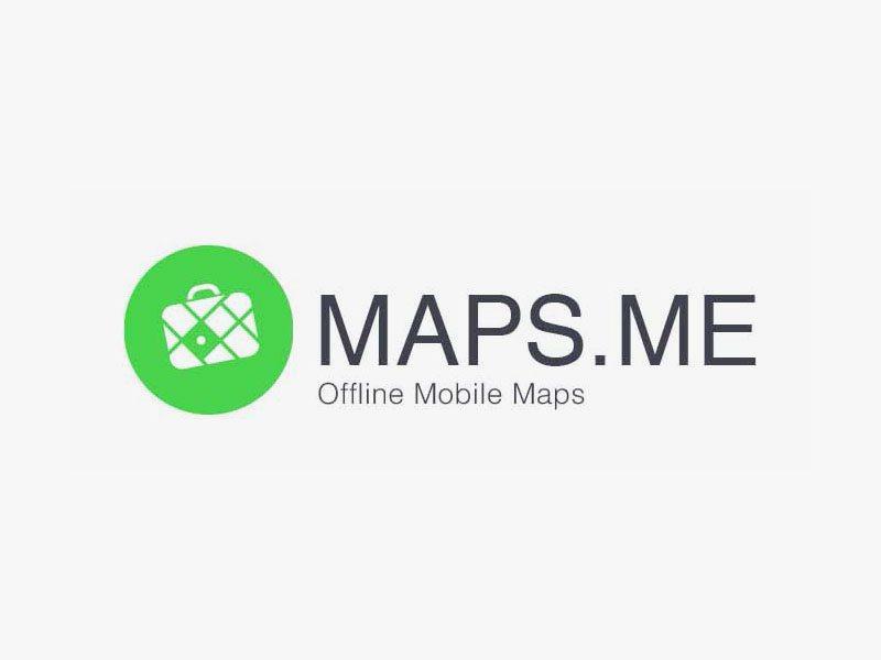 mapsme, app