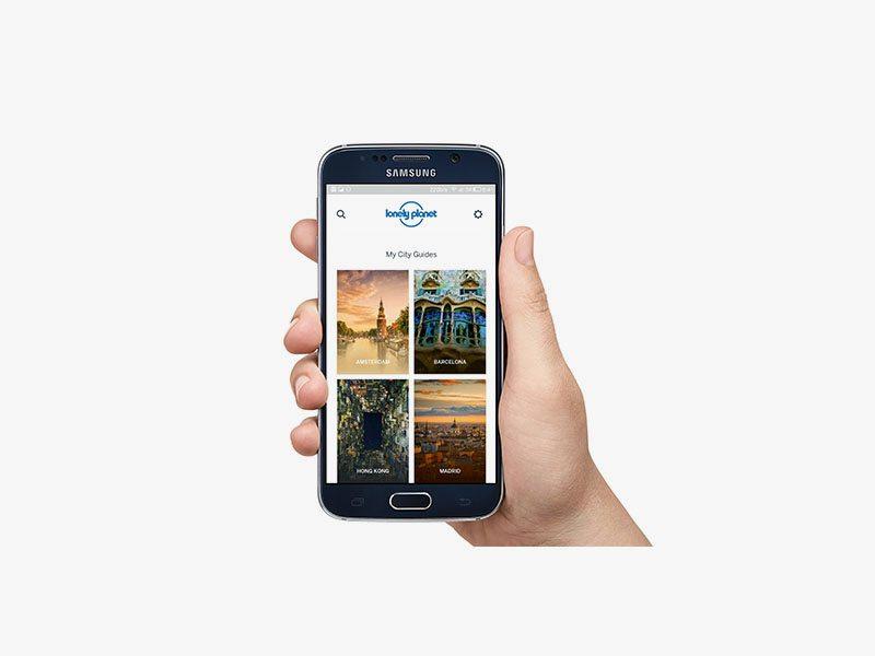 guides de voyage digitaux