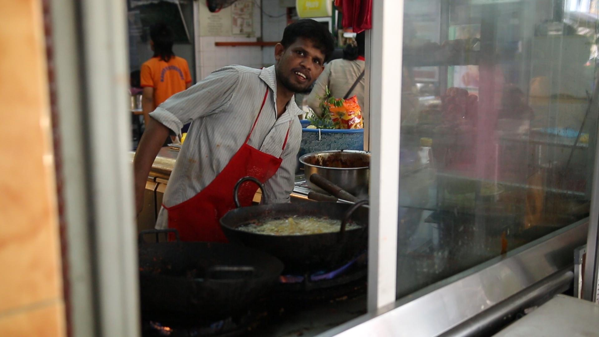 Kuala Lumpur, little india, cuisinier, indien