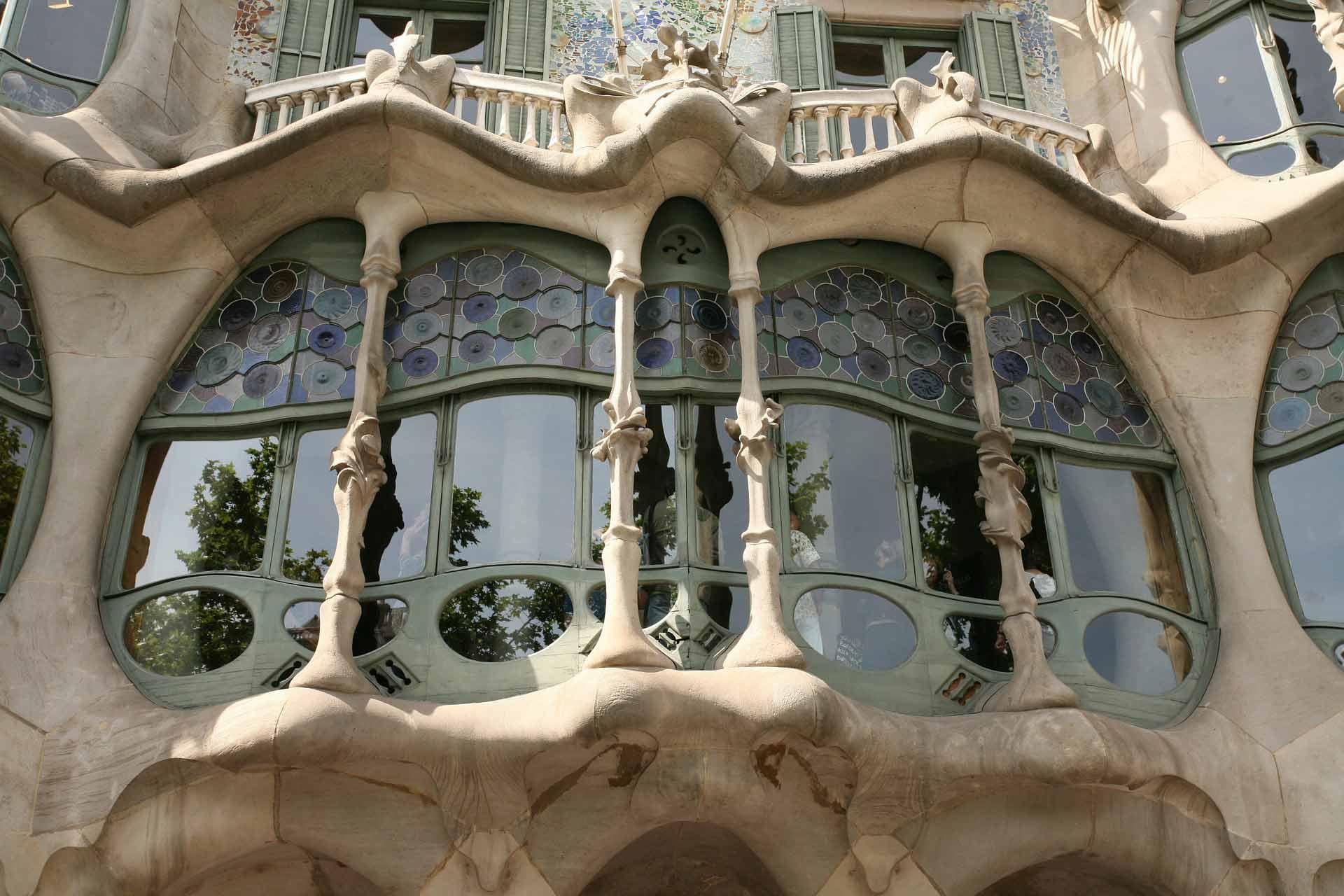 Gaudi Barcelona - Lytchee