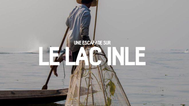 Birmanie, lac Inle, pêcheur