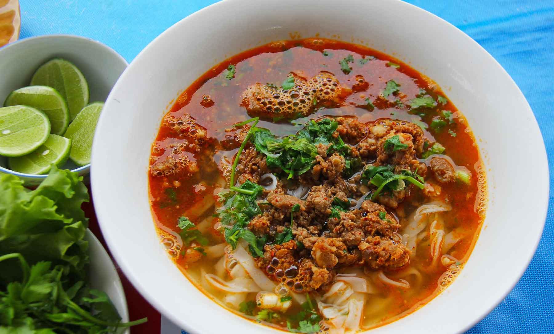 TOP 5 de la cuisine laotienne