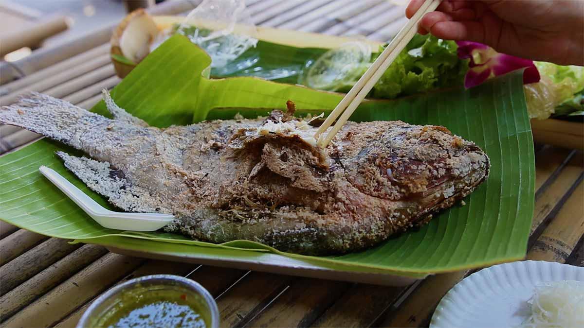 TOP 5 de la cuisine laotienneTOP 5 de la cuisine laotienne