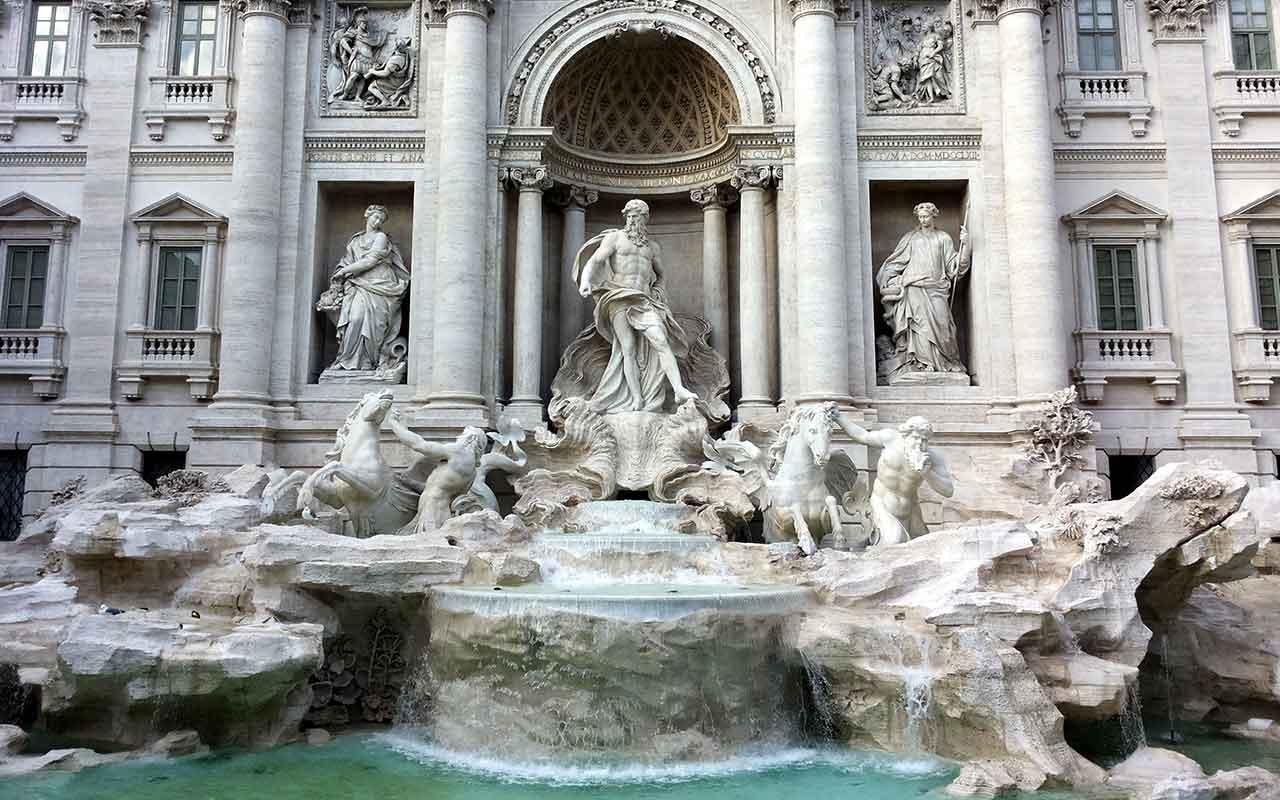 Rome - top 15 des activités - lytchee