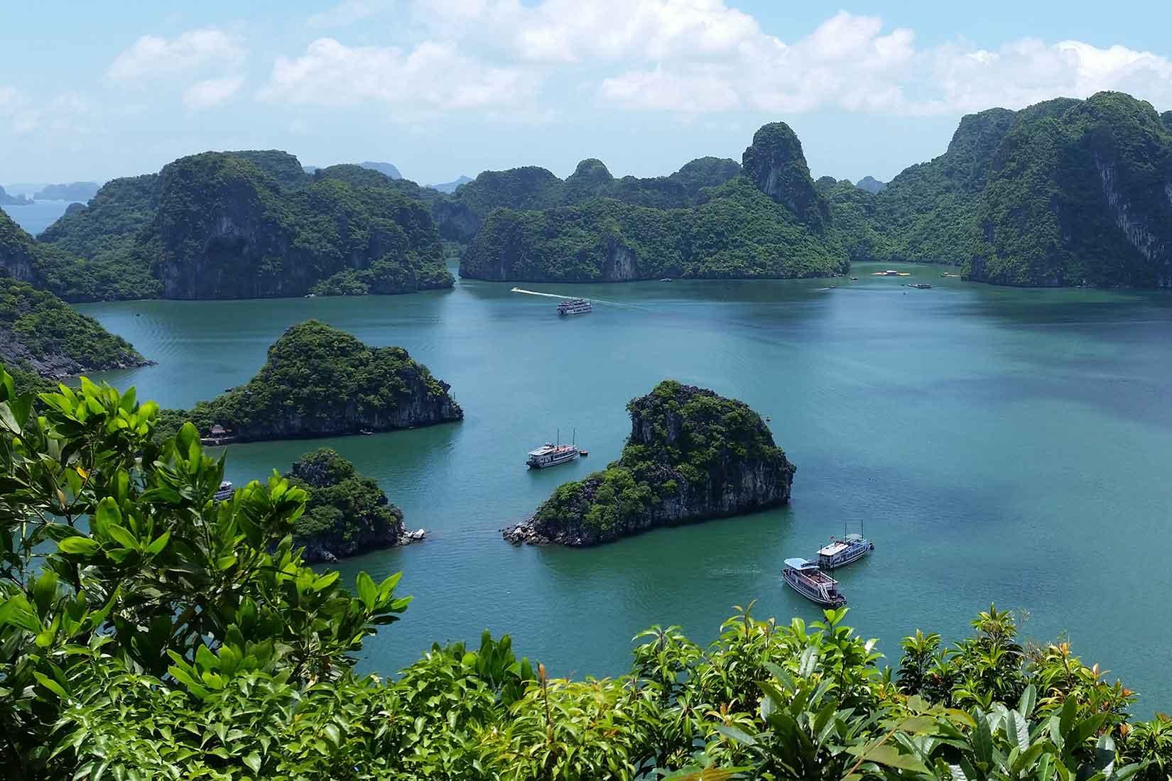 Que faire au vietnam: 10 activités incontournables